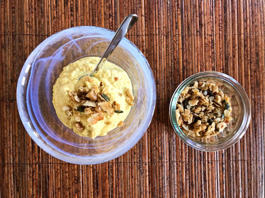 citrus yoghurt & granola
