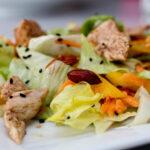 Chinese Five-Spice Chicken & Orange Salad